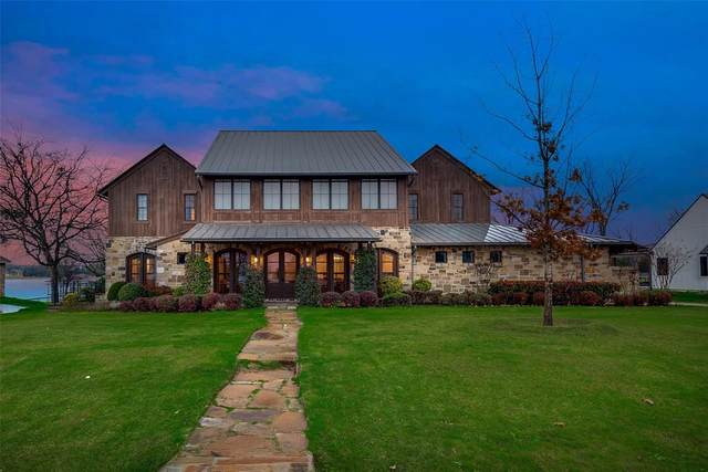 1173 The Shores Drive, Corsicana, TX 75109 (MLS #14276760) :: Real Estate By Design