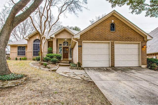805 Rolling View Court, Highland Village, TX 75077 (MLS #14276943) :: The Rhodes Team