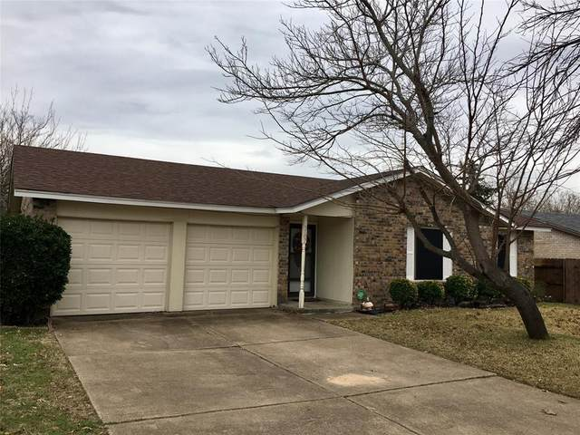 3107 Daniel Drive, Arlington, TX 76014 (MLS #14276946) :: The Mauelshagen Group