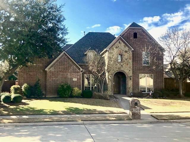 8209 Thornbush Drive, North Richland Hills, TX 76182 (MLS #14276964) :: North Texas Team   RE/MAX Lifestyle Property