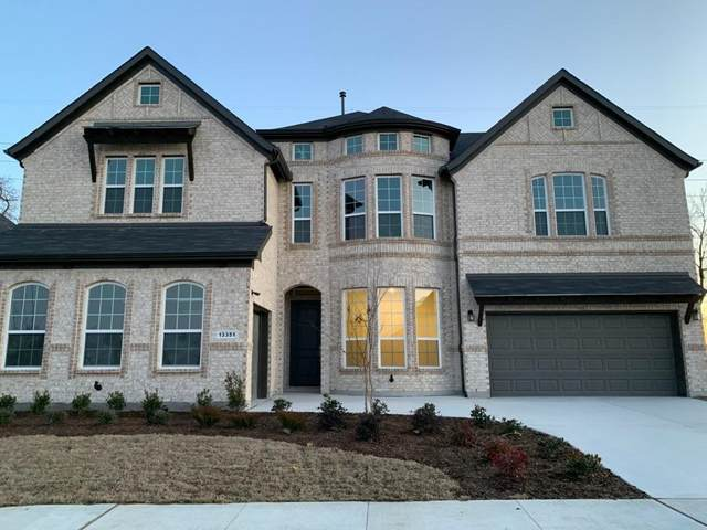 13351 Iron Liege Drive, Frisco, TX 75035 (MLS #14276986) :: The Kimberly Davis Group