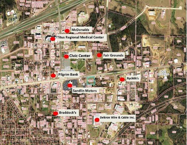 00 E Highway 67, Mount Pleasant, TX 75455 (MLS #14277001) :: Maegan Brest | Keller Williams Realty