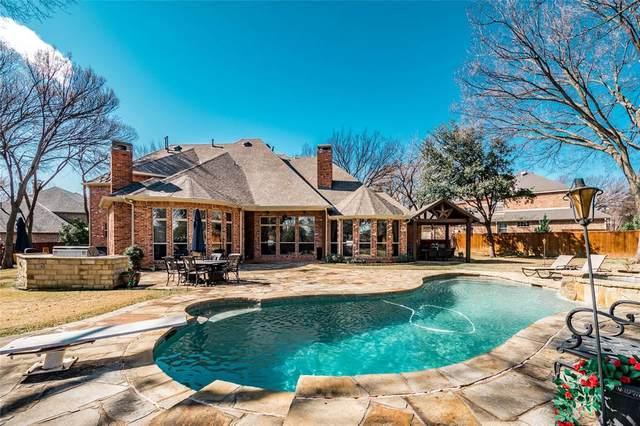 3700 Samuel Court, Flower Mound, TX 75028 (MLS #14277006) :: HergGroup Dallas-Fort Worth