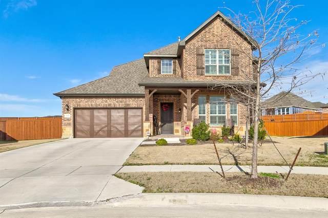 15121 Teasley Avenue, Aledo, TX 76008 (MLS #14277008) :: Potts Realty Group