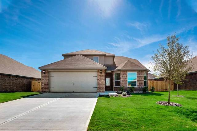 1527 Mackinac Drive, Crowley, TX 76036 (MLS #14277018) :: The Mitchell Group