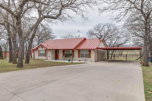 177 County Road 3695, Springtown, TX 76082 (MLS #14277052) :: Van Poole Properties Group