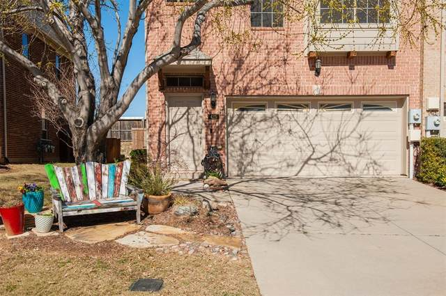 425 Busher Drive, Lewisville, TX 75067 (MLS #14277075) :: HergGroup Dallas-Fort Worth