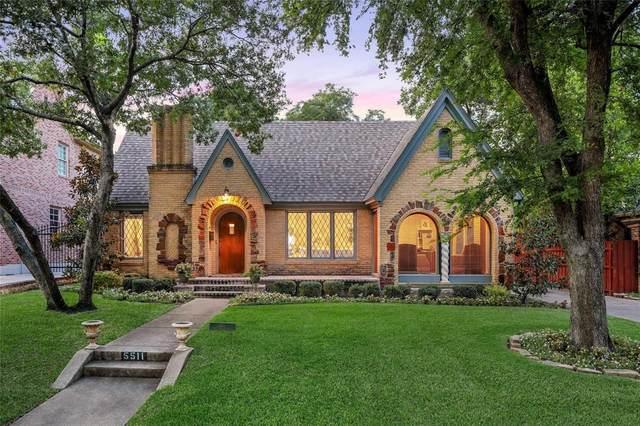 5511 Merrimac Avenue, Dallas, TX 75206 (MLS #14277096) :: HergGroup Dallas-Fort Worth