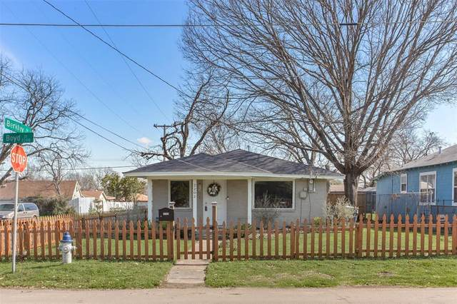 2202 Boyd Street, Dallas, TX 75224 (MLS #14277135) :: Ann Carr Real Estate