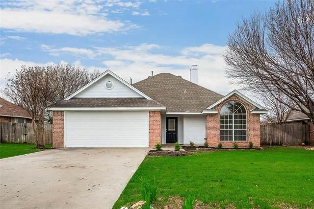 211 Dove Meadows, Krum, TX 76249 (MLS #14277162) :: The Good Home Team