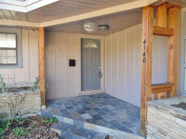4140 Anita Avenue, Fort Worth, TX 76109 (MLS #14277193) :: All Cities Realty