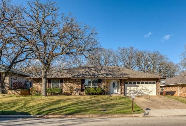 5405 Forest Bend Drive, Arlington, TX 76017 (MLS #14277225) :: The Hornburg Real Estate Group