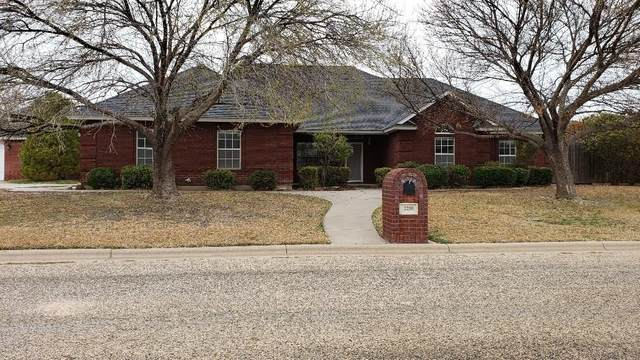 2210 Plymouth Rock Road, Abilene, TX 79601 (MLS #14277246) :: RE/MAX Pinnacle Group REALTORS