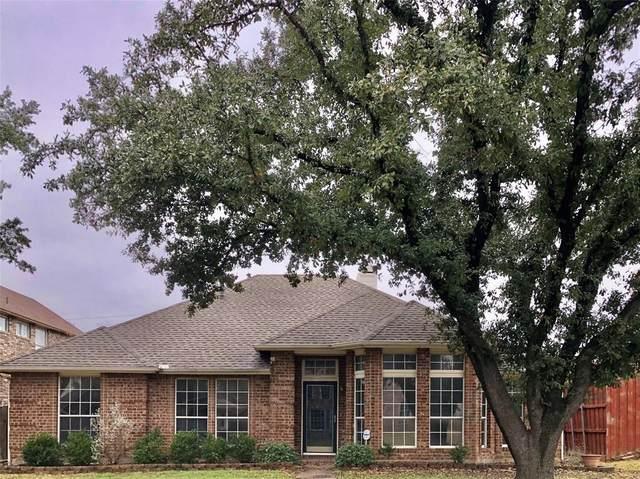 2813 Panorama Drive, Carrollton, TX 75007 (MLS #14277298) :: The Real Estate Station