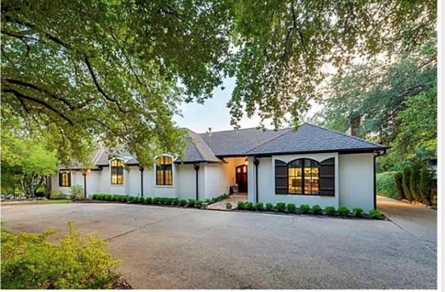 6512 Meadowcreek Drive, Dallas, TX 75254 (MLS #14277300) :: Hargrove Realty Group