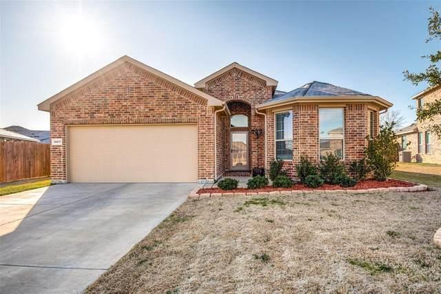 1803 Creekwood Drive, Cleburne, TX 76033 (MLS #14277315) :: The Heyl Group at Keller Williams