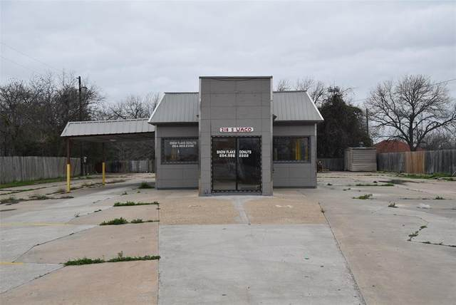 218 S Waco Street, Hillsboro, TX 76645 (MLS #14277323) :: Real Estate By Design