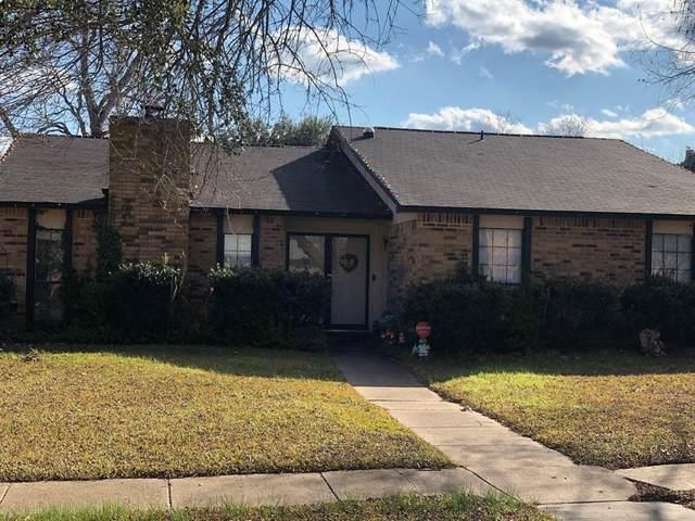 3402 Scott Drive, Rowlett, TX 75088 (MLS #14277330) :: All Cities Realty