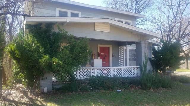 3000 Meadowbrook Drive, Fort Worth, TX 76103 (MLS #14277430) :: RE/MAX Pinnacle Group REALTORS