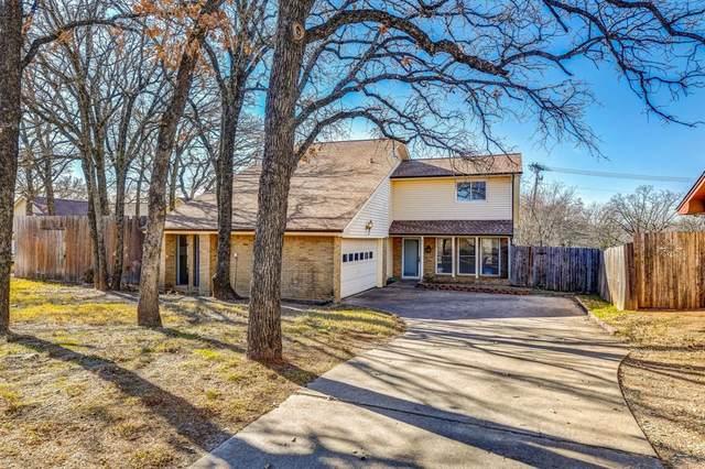 21 Oak Circle, Hickory Creek, TX 75065 (MLS #14277447) :: All Cities Realty
