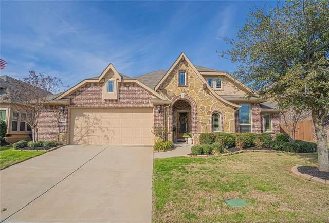 1012 Stampede Drive, Aubrey, TX 76227 (MLS #14277458) :: Vibrant Real Estate