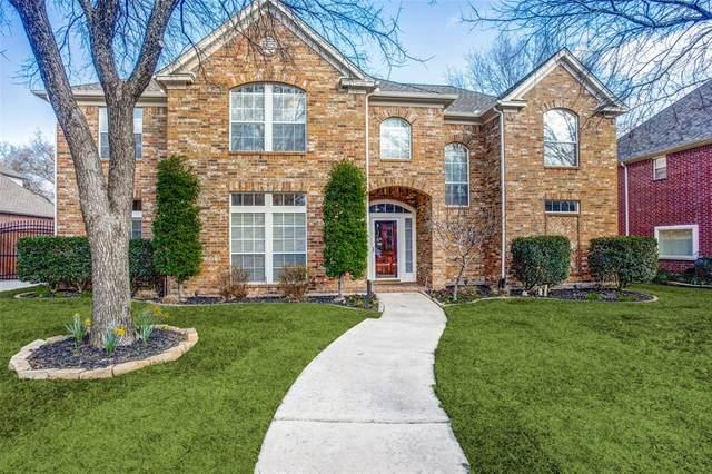 1904 Haversham Drive, Flower Mound, TX 75022 (MLS #14277495) :: HergGroup Dallas-Fort Worth