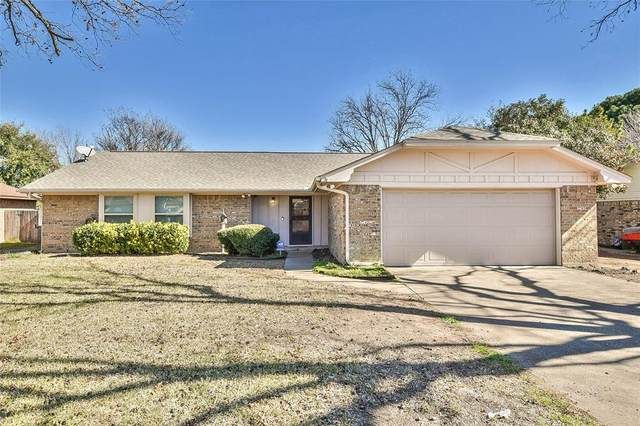 1111 Dove Hollow Road, Granbury, TX 76048 (MLS #14277511) :: Team Tiller