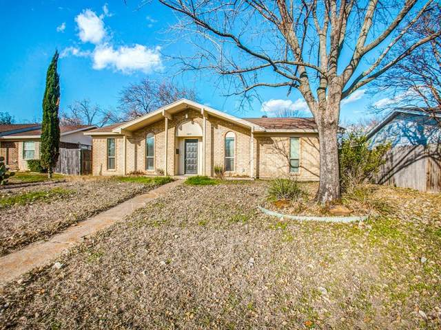 1609 Melrose Street, Garland, TX 75042 (MLS #14277529) :: Frankie Arthur Real Estate