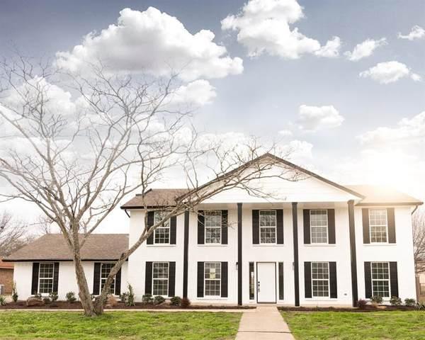 121 Red Oak Creek Drive, Oak Leaf, TX 75154 (MLS #14277530) :: The Rhodes Team