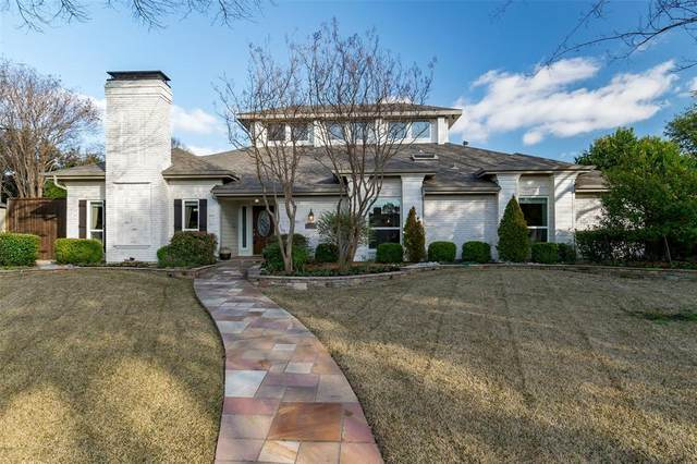 17228 Townsley Court, Dallas, TX 75248 (MLS #14277569) :: Trinity Premier Properties