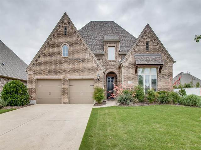 4530 Crossvine Drive, Prosper, TX 75078 (MLS #14277579) :: Tenesha Lusk Realty Group