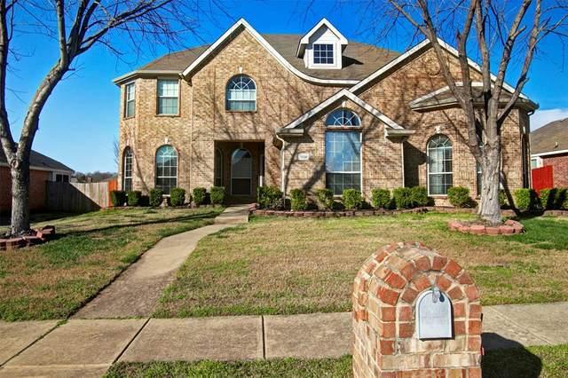 3037 Santa Rosa Drive, Glenn Heights, TX 75154 (MLS #14277586) :: The Rhodes Team