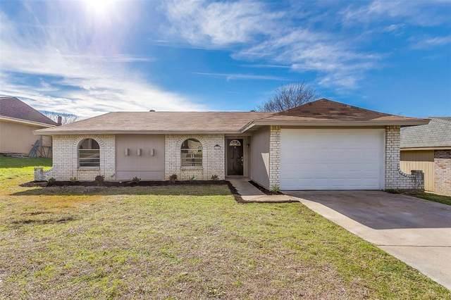 5616 Cherilee Lane, Haltom City, TX 76148 (MLS #14277596) :: Tenesha Lusk Realty Group