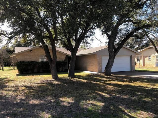 4309 Woodland Park Drive, Brownwood, TX 76801 (MLS #14277630) :: Team Tiller
