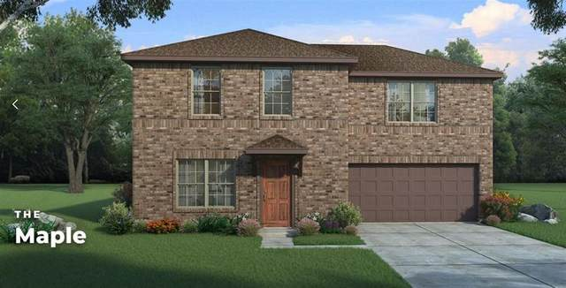 2533 Breccia Drive, Fort Worth, TX 76108 (MLS #14277636) :: Tenesha Lusk Realty Group