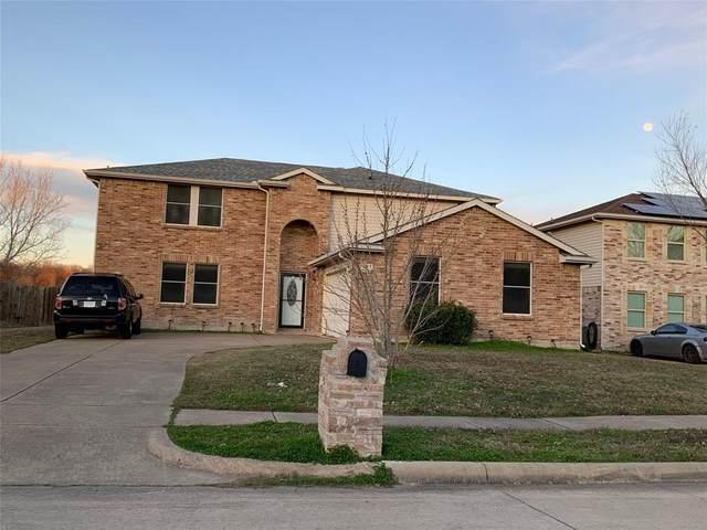 1045 Burnet Drive, Mesquite, TX 75181 (MLS #14277678) :: Team Tiller