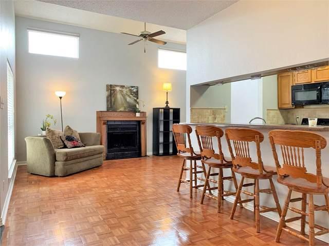 7340 Skillman Street #606, Dallas, TX 75231 (MLS #14277723) :: North Texas Team | RE/MAX Lifestyle Property
