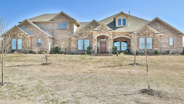 201 Duke Trail, Weatherford, TX 76088 (MLS #14277725) :: The Kimberly Davis Group