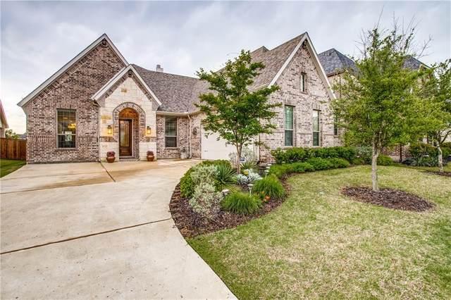 1336 Grassland Drive, Celina, TX 75009 (MLS #14277784) :: Tenesha Lusk Realty Group