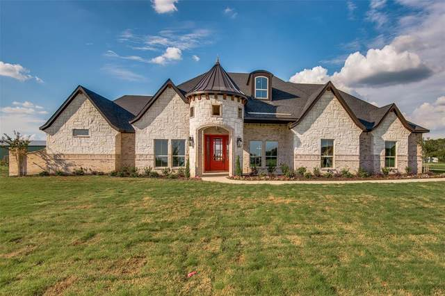 4245 Waterstone Estates Drive, Mckinney, TX 75071 (MLS #14277815) :: All Cities USA Realty