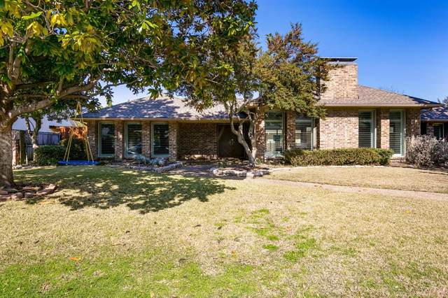 16312 Fallkirk Drive, Dallas, TX 75248 (MLS #14277817) :: The Heyl Group at Keller Williams