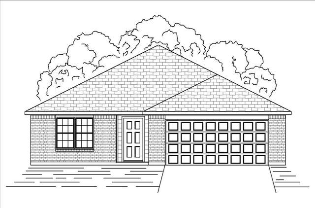 1049 Stanridge Lane, Van Alstyne, TX 75495 (MLS #14277818) :: The Kimberly Davis Group