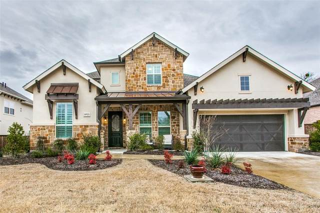 10921 Smoky Oak Trail, Flower Mound, TX 76226 (MLS #14277835) :: Potts Realty Group