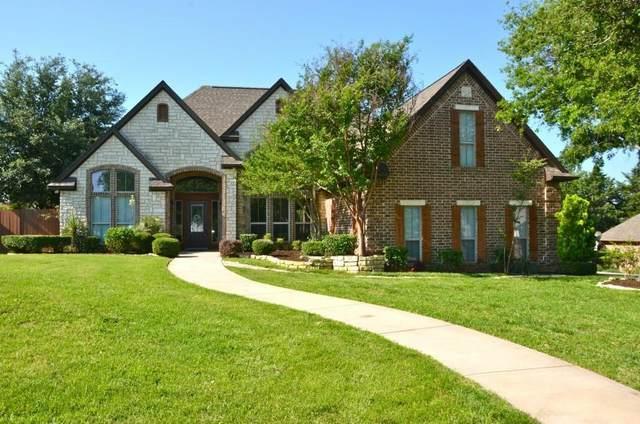 205 Cyndilu Lane, Decatur, TX 76234 (MLS #14277862) :: The Kimberly Davis Group