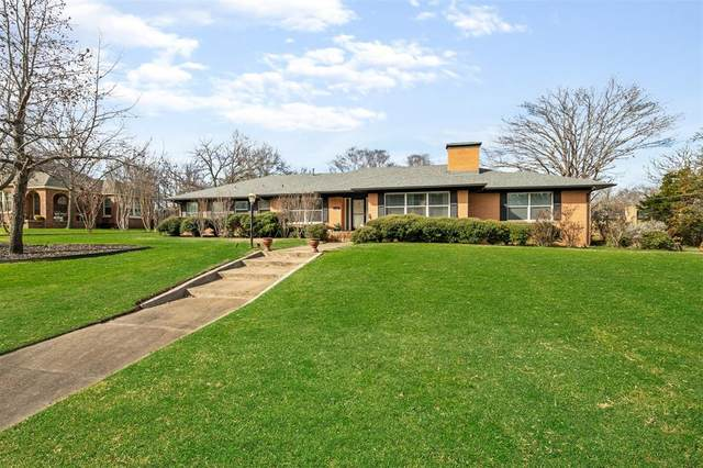 305 W Belden Street, Sherman, TX 75092 (MLS #14277864) :: The Kimberly Davis Group