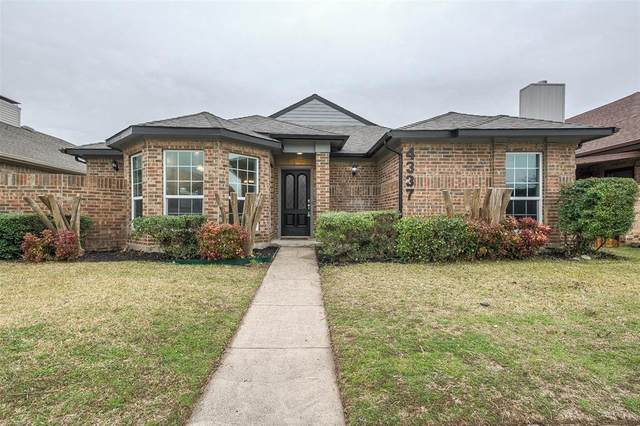 4337 Windward Circle, Dallas, TX 75287 (MLS #14277897) :: The Real Estate Station