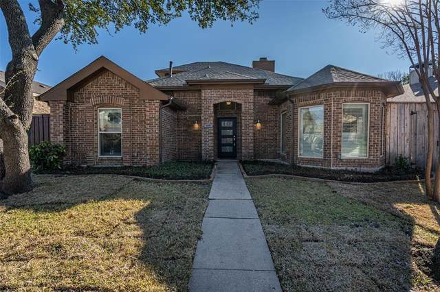 18908 Waterway Road, Dallas, TX 75287 (MLS #14277917) :: The Real Estate Station