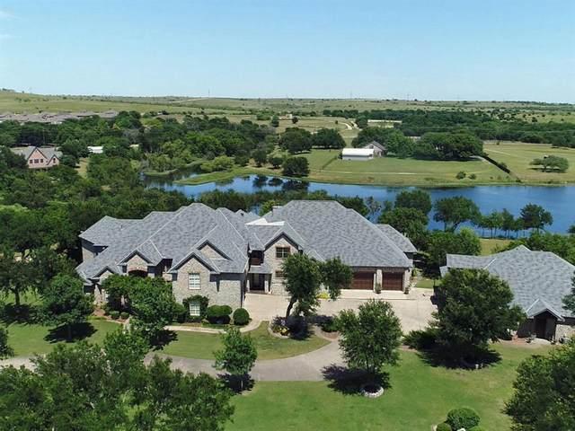 201 Wood Lake Road, Aledo, TX 76008 (MLS #14277920) :: The Kimberly Davis Group
