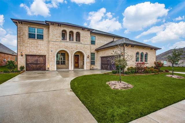 2500 Winners Circle, Heath, TX 75126 (MLS #14277931) :: The Chad Smith Team