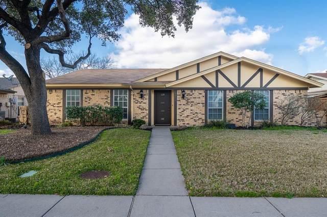 3413 Ridgemoor Drive, Garland, TX 75044 (MLS #14277942) :: The Tierny Jordan Network